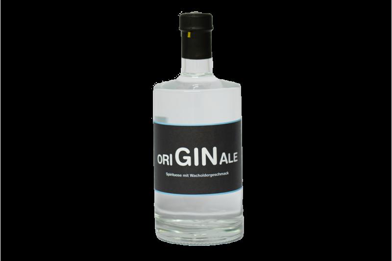 oriGINale (Sausaler Distilled Dry Gin) 0.5l