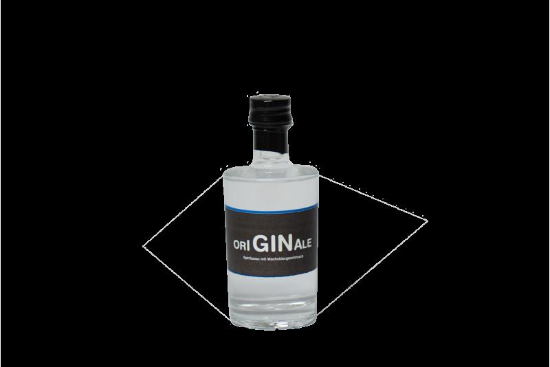 oriGINale (Sausaler Distilled Dry Gin) 50ml - Mini GIN