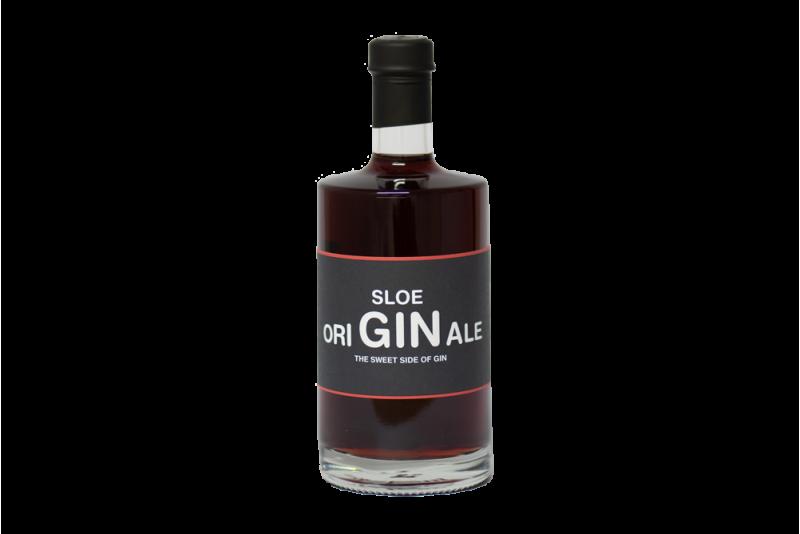Sloe oriGINale (The sweet side of Gin) 0,5l